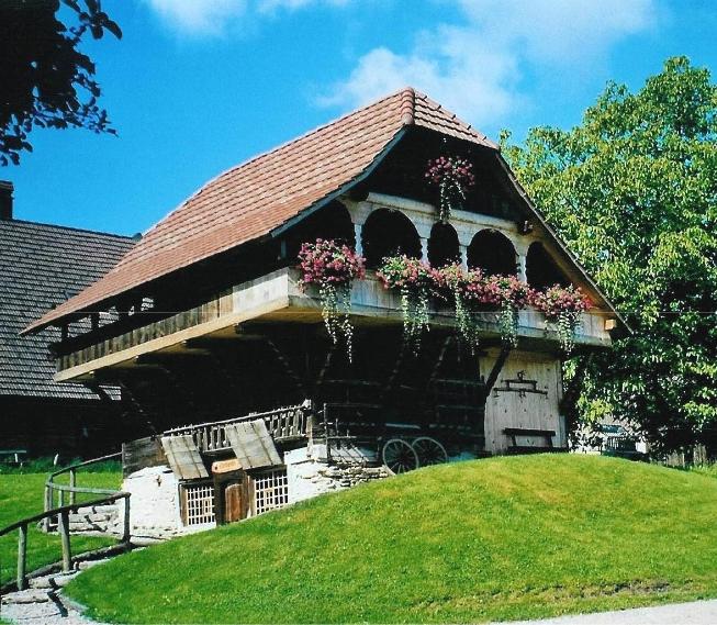 Dorfspycher